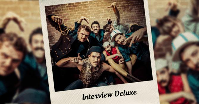 Interview Deluxe Moustache Stachelight Shoes