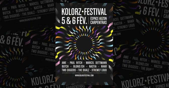 Kolorz Festival 2016 Carpentras Ezella